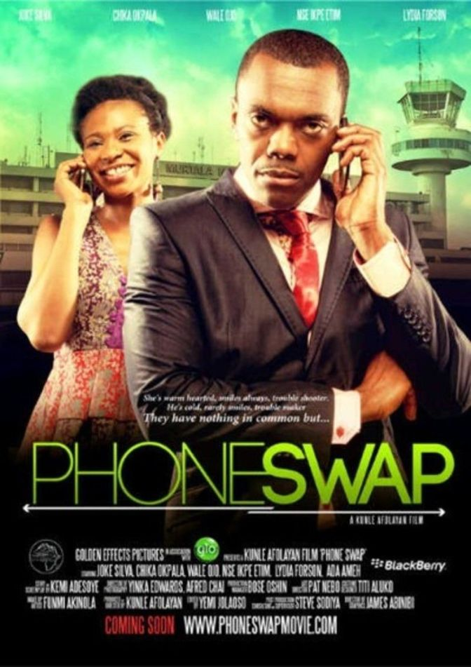I loved Phone Swap
